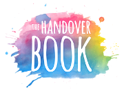 The Handover Book Sticky Logo Retina